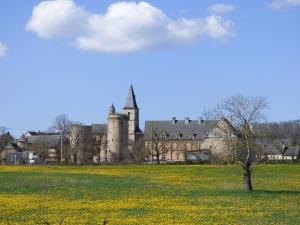 Village in  Spring